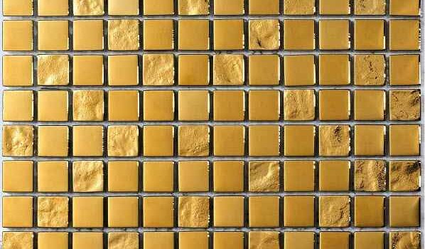 luxury gold TILES