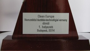 Clean Europe 2014 kupa kep