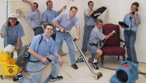 1501 cleaning workers